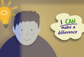 I can make a difference - membership image