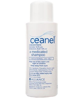 Ceanel Concentrate Shampoo