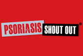 Psoriasis Shout Out logo